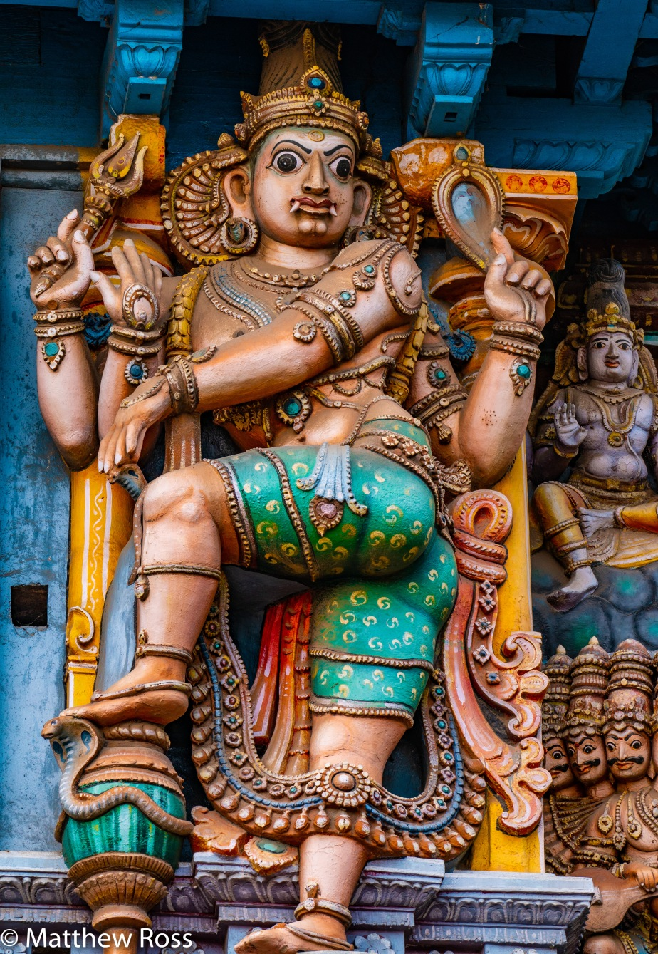 LORD SHIVA, THE DESTROYER (ORTRANSFORMER)